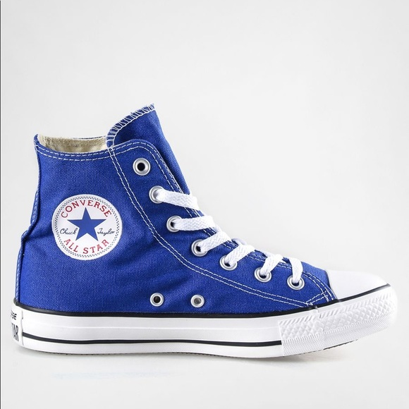 blue converse high tops Online Shopping